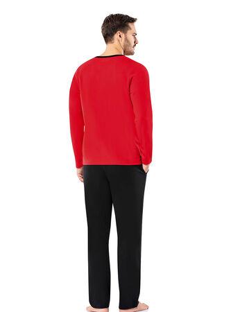 Şahinler - Şahinler Erkek Pijama Takımı MEP25056-2 (1)