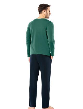 Şahinler - Şahinler Erkek Pijama Takımı MEP25058-2 (1)