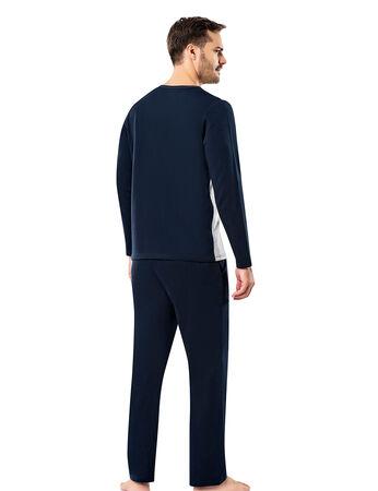 Şahinler - Şahinler Erkek Pijama Takımı MEP25059-1 (1)
