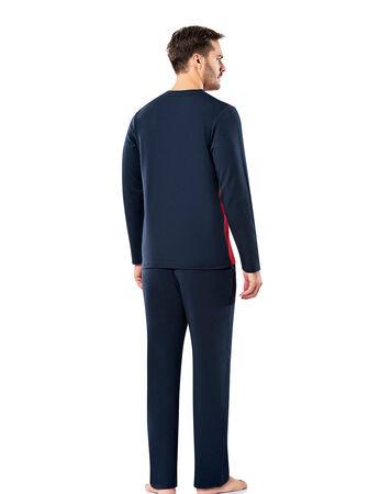 Şahinler - Şahinler Erkek Pijama Takımı MEP25060-1 (1)