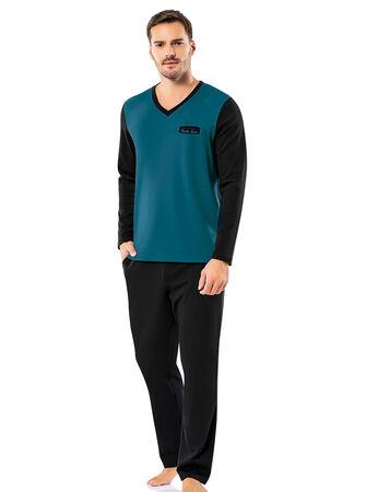 Şahinler - Şahinler Erkek Pijama Takımı MEP25060-2
