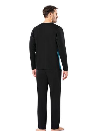 Şahinler - Şahinler Erkek Pijama Takımı MEP25060-2 (1)