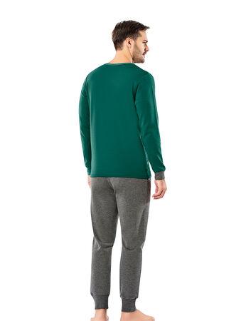 Şahinler - Şahinler Erkek Pijama Takımı MEP25061-1 (1)