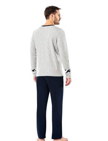 Şahinler - Şahinler Erkek Pijama Takımı MEP25062-1 (1)