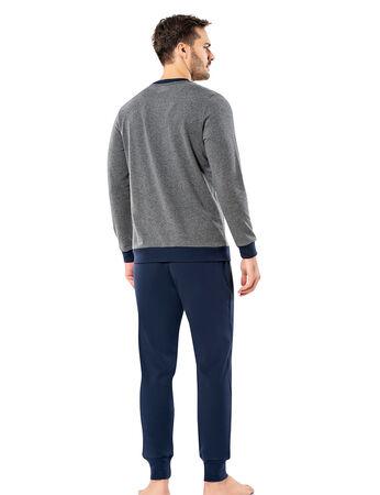Şahinler - Şahinler Erkek Pijama Takımı MEP25063-2 (1)