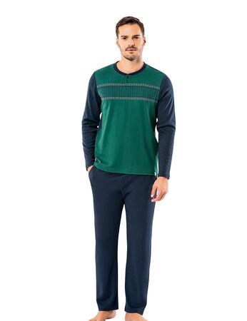 Şahinler Erkek Pijama Takımı MEP25064-1