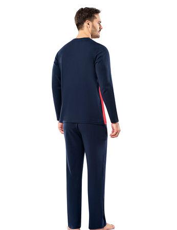 Şahinler - Şahinler Erkek Pijama Takımı MEP25066-2 (1)