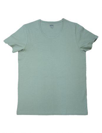 Şahinler - Şahinler Erkek T-Shirt Açık Yeşil D-39