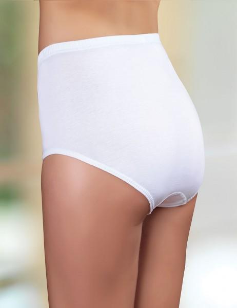 Şahinler - Sahinler Girl Motif Brief Seamless Side White MKC018 (1)