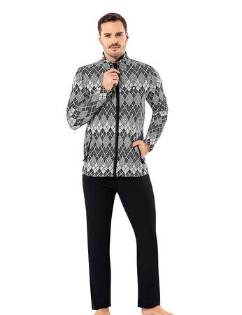 Şahinler Herren Schlafanzug MEP232204-1