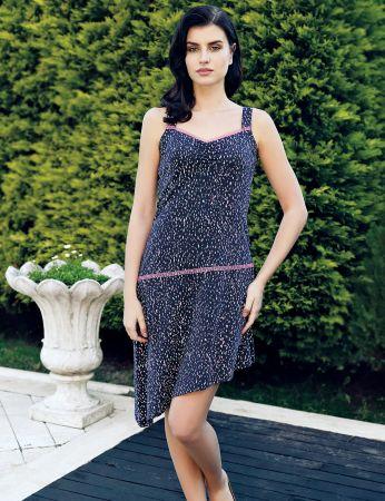 Şahinler - Şahinler Kadın Elbise MBP24004-1