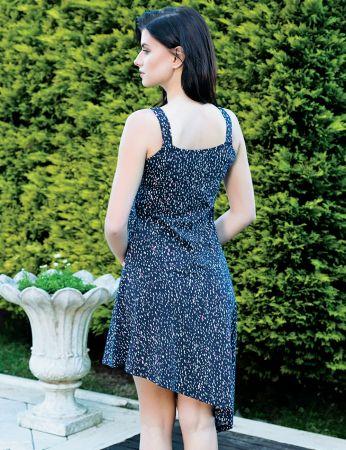 Şahinler - Şahinler Kadın Elbise MBP24004-1 (1)