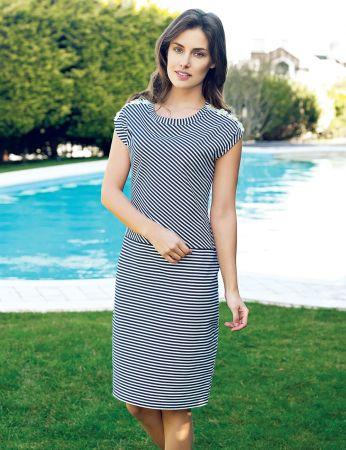 Şahinler - Şahinler Kadın Elbise MBP24040-1