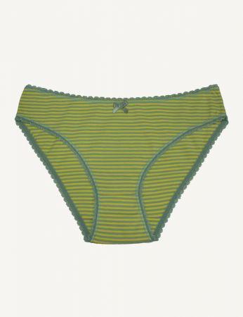 Şahinler - Şahinler Kadın Külot Mint Sarı Kalın D-3071