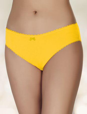 Şahinler - Şahinler Kadın Külot Sarı D-3071