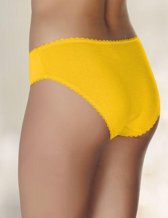 Şahinler - Şahinler Kadın Külot Sarı D-3071 (1)