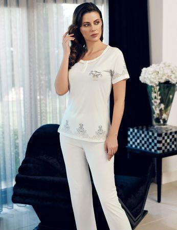Şahinler - Şahinler Kadın Pijama Takımı MBP24101-1