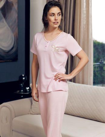 Şahinler - Şahinler Kadın Pijama Takımı MBP24105-1