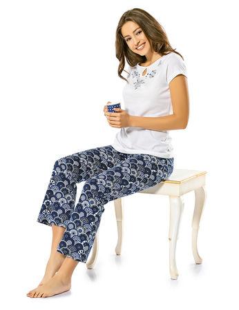 Şahinler - Şahinler Kadın Pijama Takımı MBP24809-1