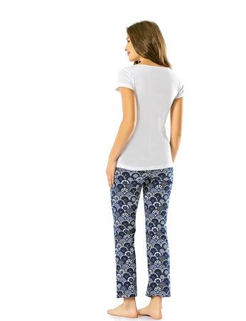 Şahinler - Şahinler Kadın Pijama Takımı MBP24809-1 (1)