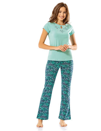Şahinler - Sahinler Women Pajama Set MBP24809-2