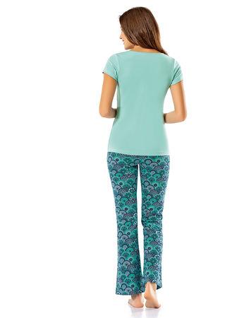 Şahinler - Şahinler Kadın Pijama Takımı MBP24809-2 (1)