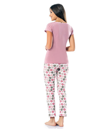 Şahinler - Şahinler Kadın Pijama Takımı MBP24811-1 (1)