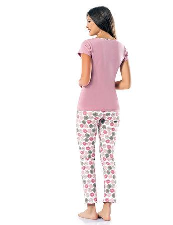 Şahinler - Sahinler Schlafanzüge Set für Damen MBP24811-1 (1)