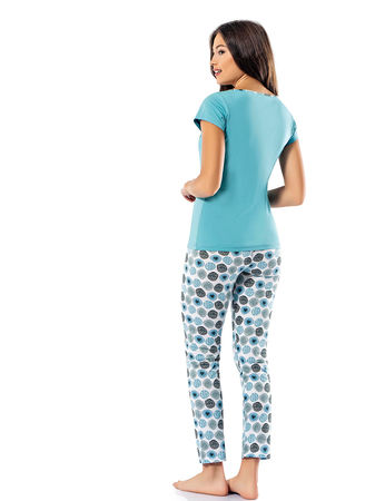 Şahinler - Sahinler Schlafanzüge Set für Damen MBP24811-2 (1)