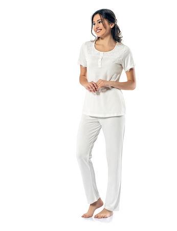 Şahinler - Sahinler Schlafanzüge Set für Damen MBP24812-1