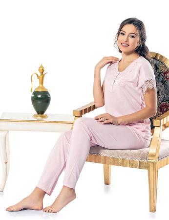 Şahinler - Sahinler Women Pajama Set MBP24813-2