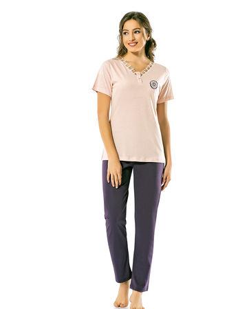 Şahinler - Sahinler Women Pajama Set MBP24814-1
