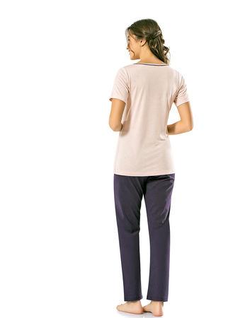 Şahinler - Şahinler Kadın Pijama Takımı MBP24815-1 (1)