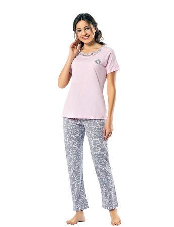 Şahinler Kadın Pijama Takımı MBP24816-1