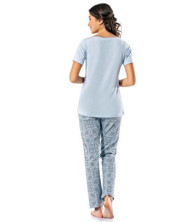 Şahinler - Şahinler Kadın Pijama Takımı MBP24816-2 (1)