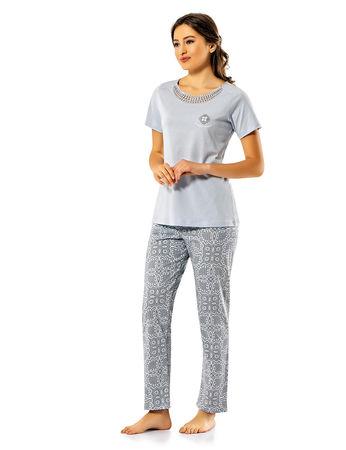 Şahinler - Sahinler Schlafanzüge Set für Damen MBP24816-2