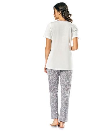 Şahinler - Şahinler Kadın Pijama Takımı MBP24817-1 (1)