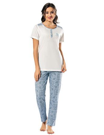 Şahinler - Sahinler Women Pajama Set MBP24817-2