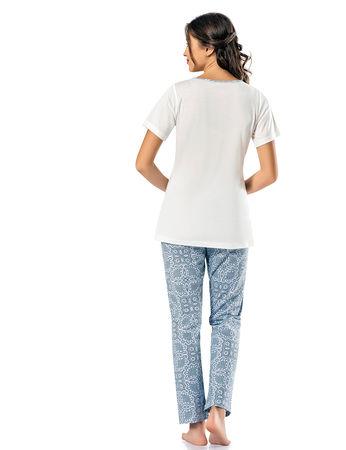 Şahinler - Sahinler Women Pajama Set MBP24817-2 (1)