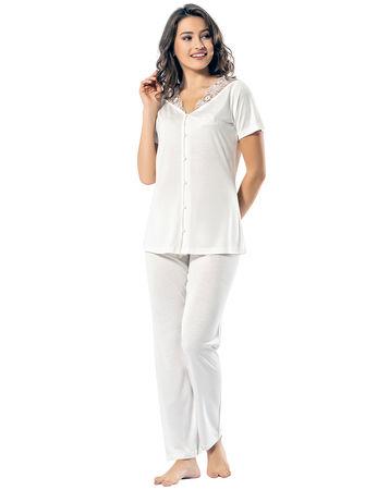 Şahinler Kadın Pijama Takımı MBP24818-1
