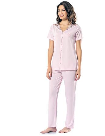Şahinler Kadın Pijama Takımı MBP24818-2