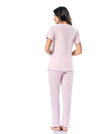 Şahinler - Şahinler Kadın Pijama Takımı MBP24818-2 (1)