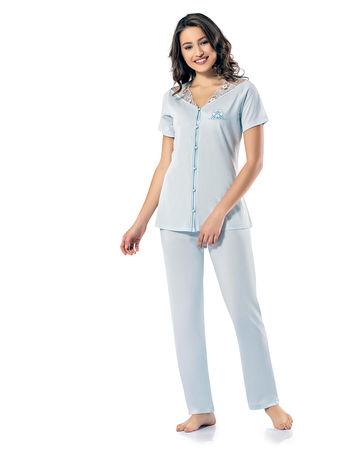 Şahinler - Şahinler Kadın Pijama Takımı MBP24818-3