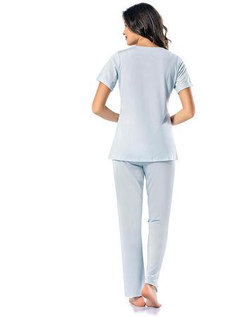 Şahinler - Şahinler Kadın Pijama Takımı MBP24818-3 (1)