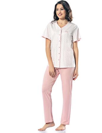 Şahinler - Sahinler Women Pajama Set MBP24820-1