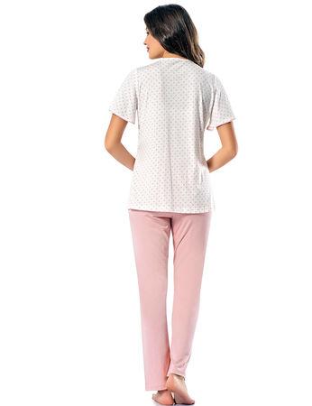 Şahinler - Şahinler Kadın Pijama Takımı MBP24820-1 (1)