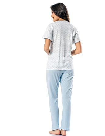 Şahinler - Şahinler Kadın Pijama Takımı MBP24820-2 (1)
