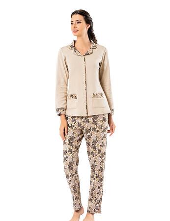 Şahinler - Şahinler Kadın Pijama Takımı MBP25001-1