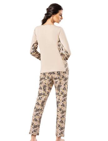 Şahinler - Şahinler Kadın Pijama Takımı MBP25002-1 (1)