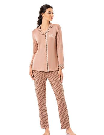 Şahinler - Şahinler Kadın Pijama Takımı MBP25004-1